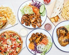 Royal Chicken Pizza Delivery Leicester Uber Eats