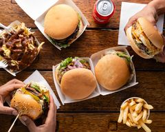 Simpsons Burgers