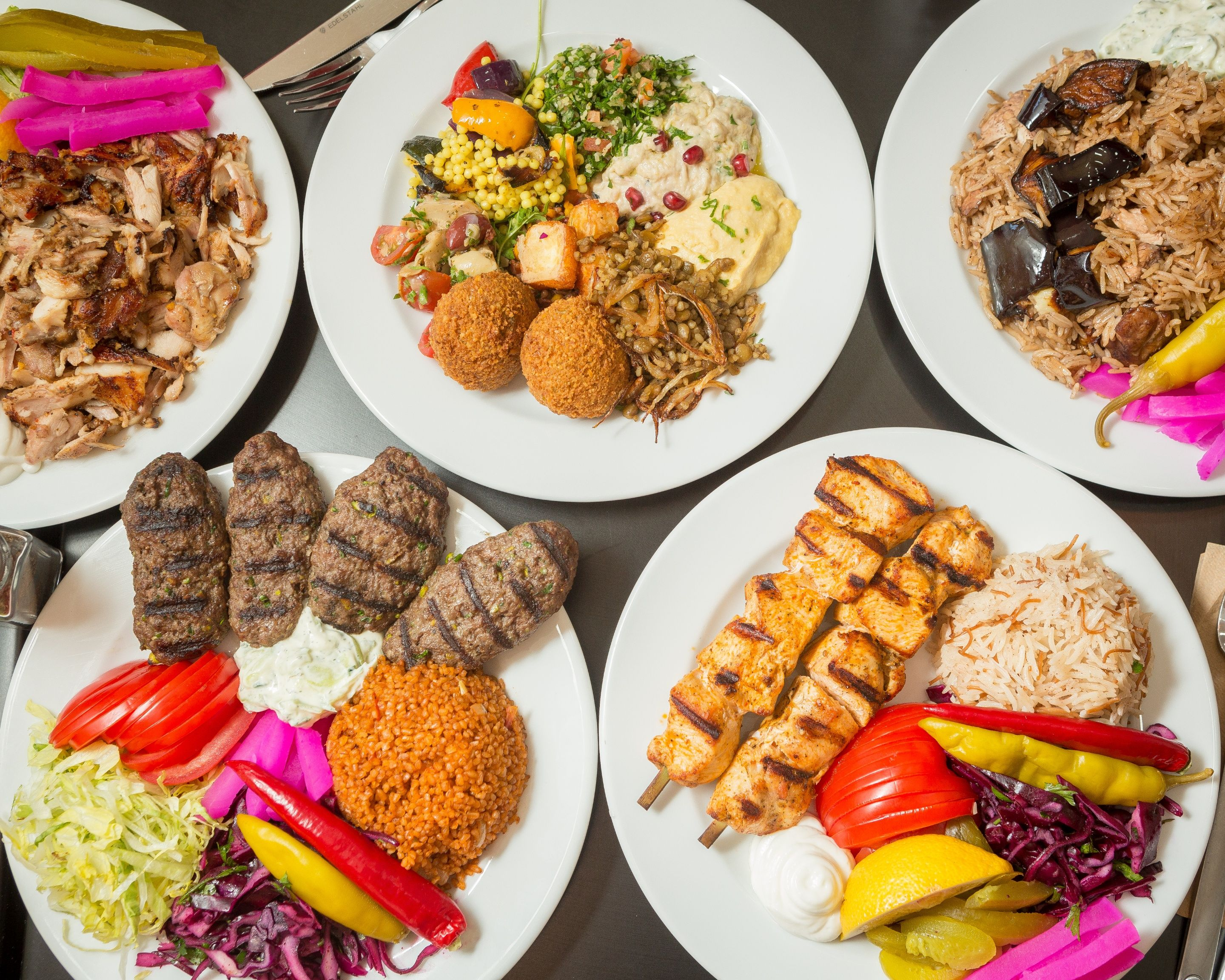 Levant Kitchen Takeaway In London Delivery Menu Prices Uber Eats