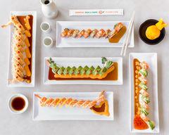 Orange Roll & Sushi (Cypress)