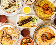 The New Sahara Middle Eastern Cuisine