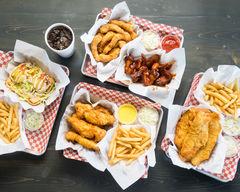 Shack Shrimp and Chicken