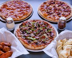 Round Table Pizza Delivery.Round Table Pizza E Tulare St Delivery Fresno Uber Eats