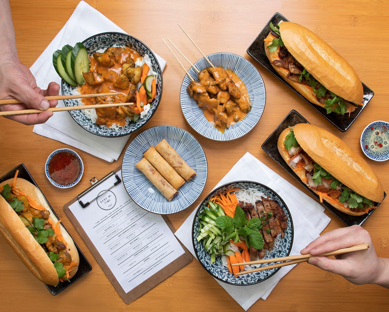 Banh Mi Time Delivery | | Uber Eats