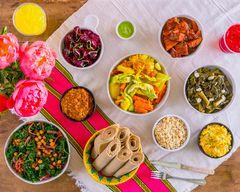 Azla Ethiopian Vegan