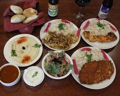 Sahara Mediterranean Grill- Market Street