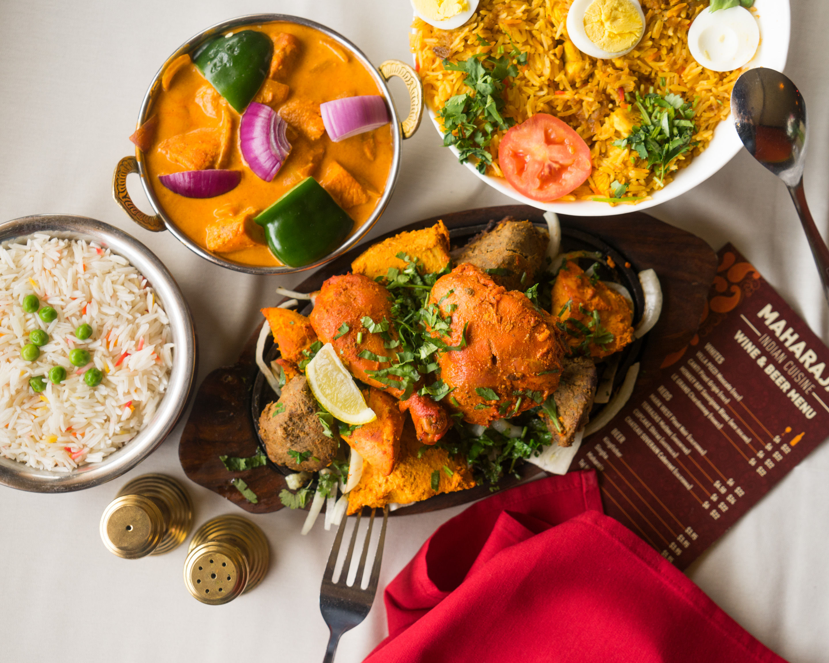Maharaja Indian Cuisine Delivery Spring Lake Park Uber Eats