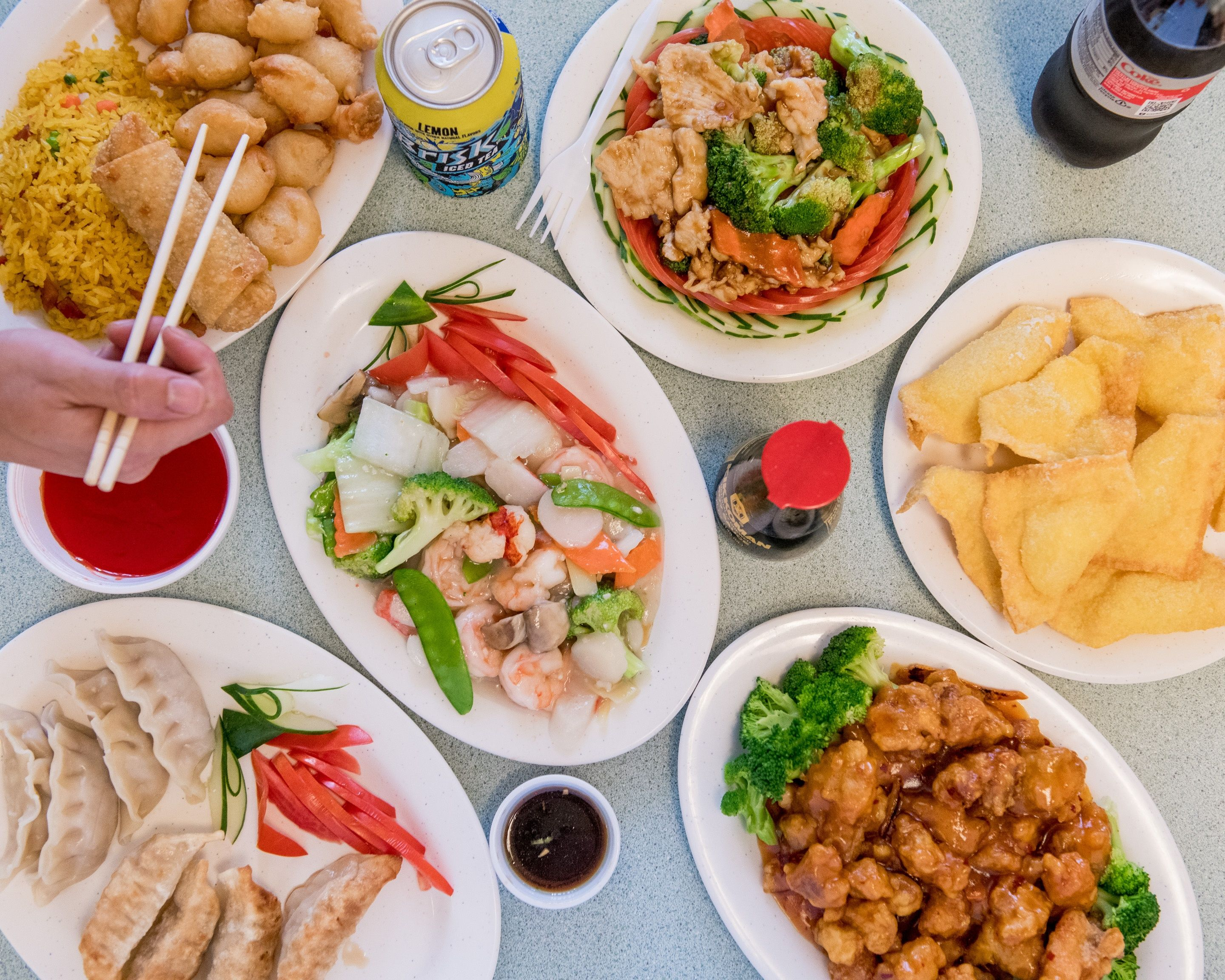 Order China Garden Delivery Online Champaign Menu Prices Uber Eats