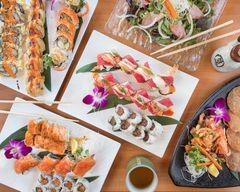Kimoto Sake and Sushi