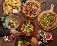 Hearth Pizza and Small Plates