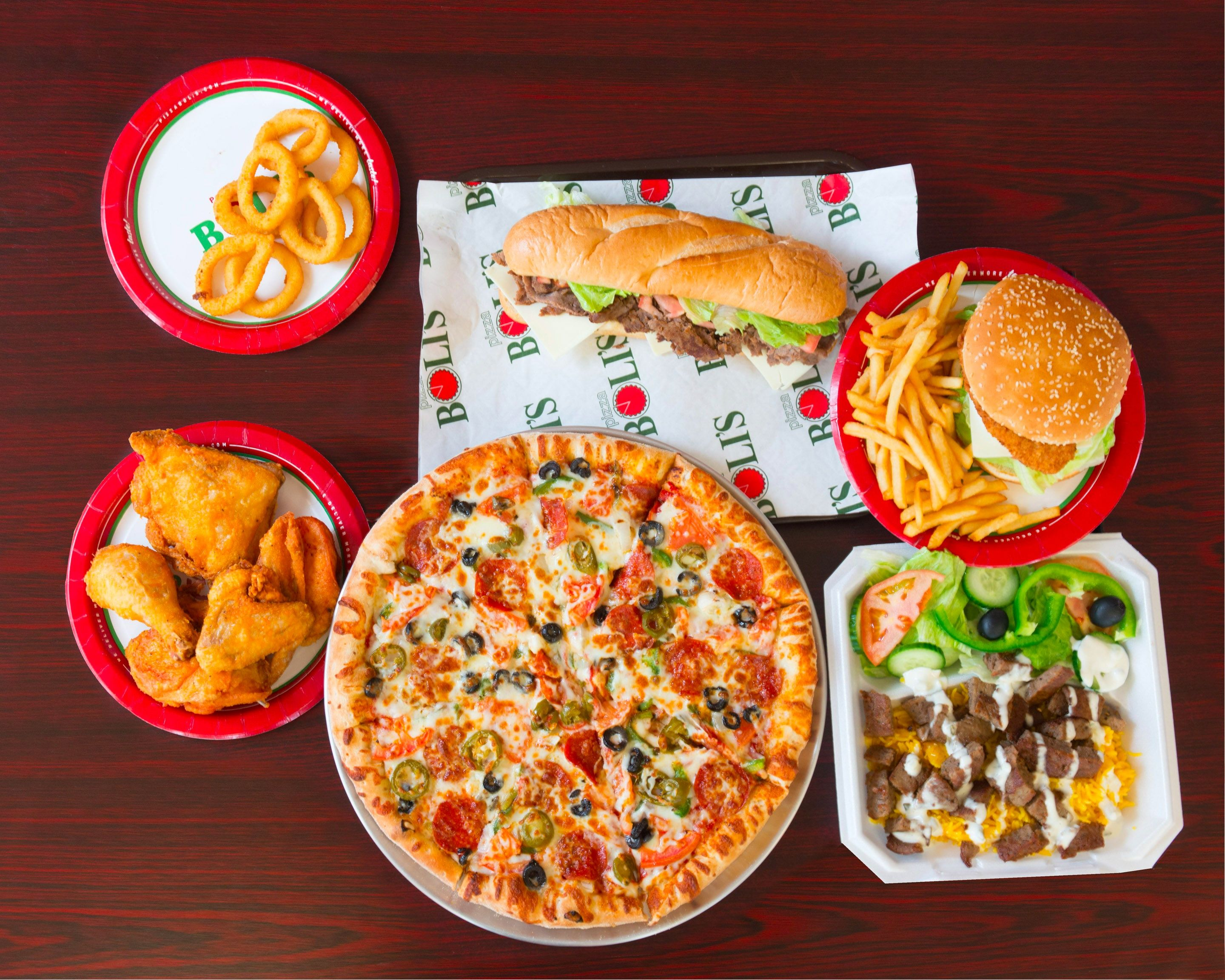 Image result for Pizza Boli's