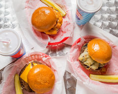 Wisco Burger (Oakland & North)