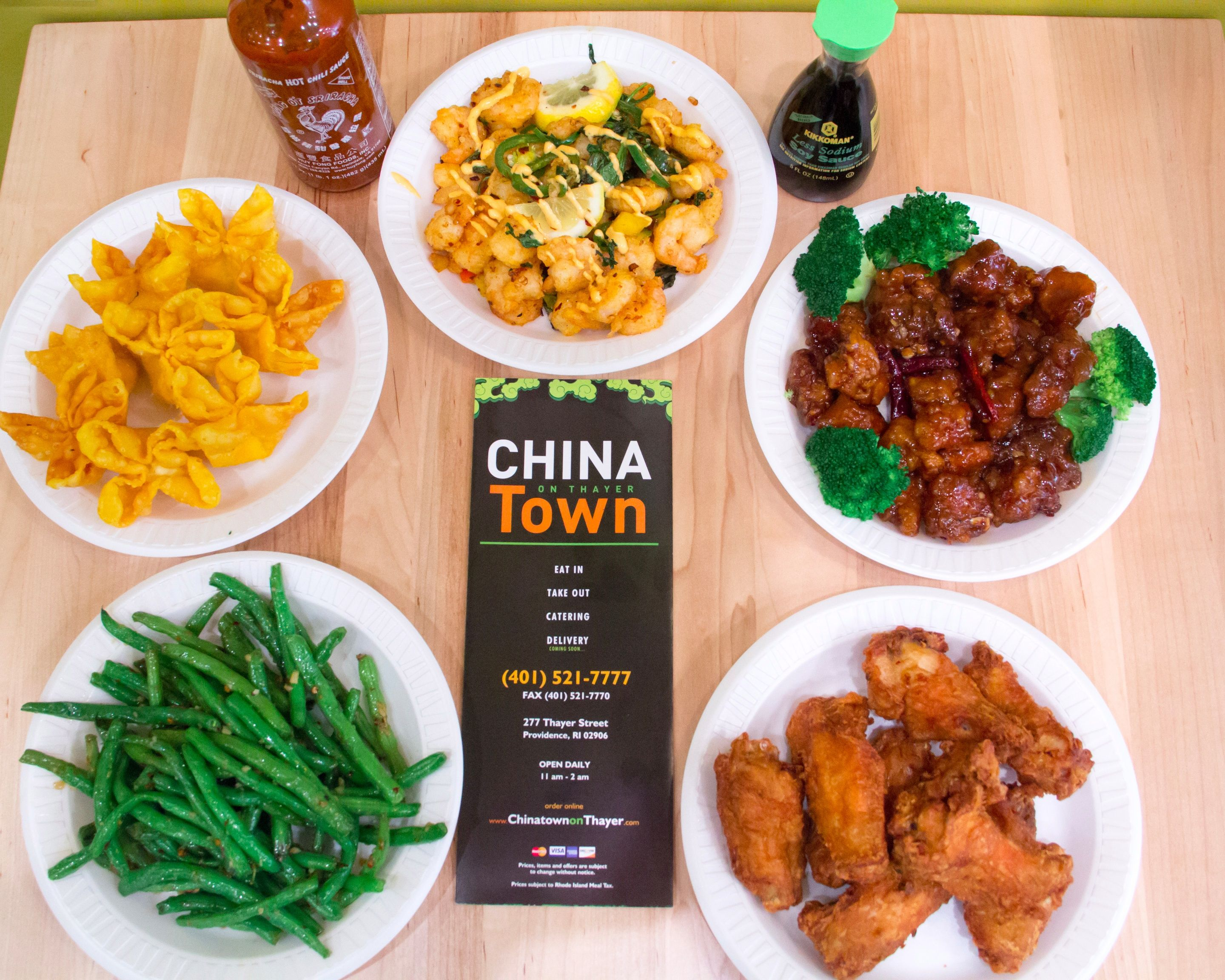 Chinatown On Thayer Delivery Providence Uber Eats