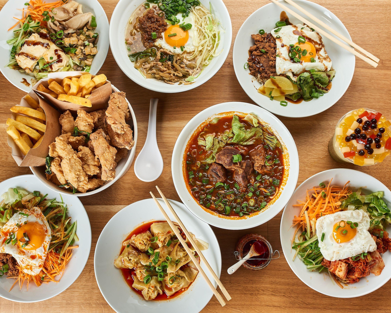 Dostawa z restauracji KUKU Taiwanese Restaurant | Kraków | Uber Eats