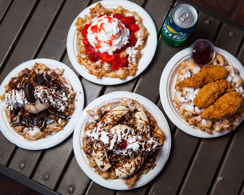 Braud S Funnel Cake Cafe A Domicilio En Las Vegas Menu Y Precios Uber Eats