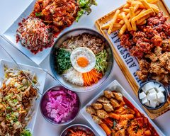8FRY CHICKEN & PALSAIK KOREAN BBQ