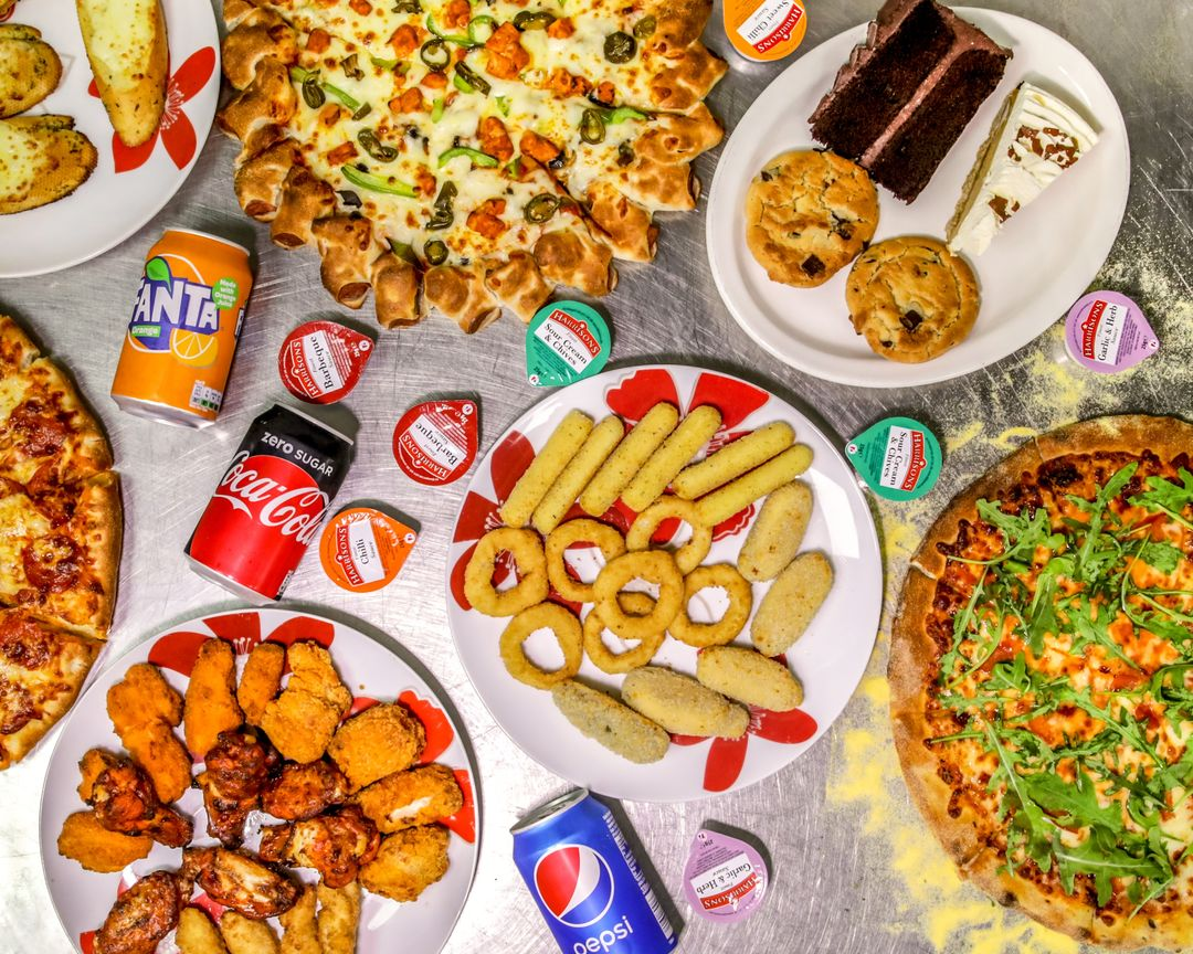 Tops Pizza West Green Delivery London Uber Eats