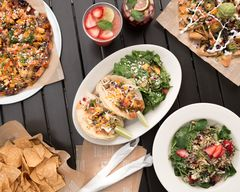 Sharky's Woodfired Mexican Grill- (1791 N Victory Pl)