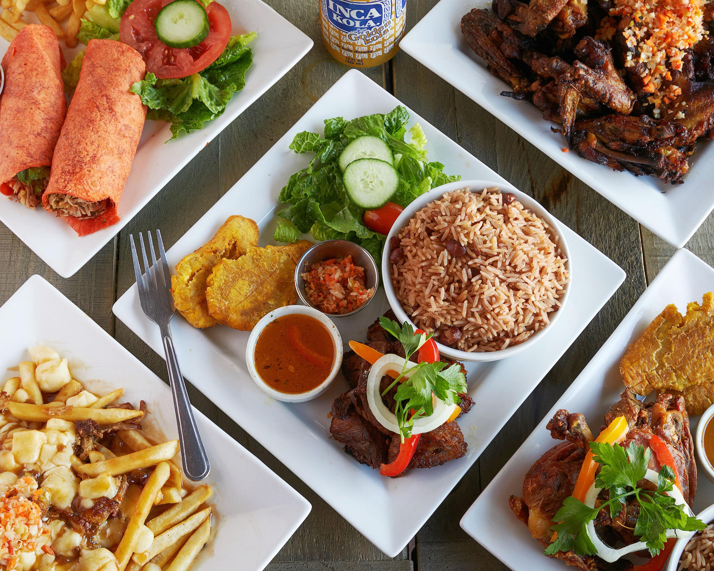 Livraison Restaurant Haitien Koupe Dwet Montreal Uber Eats