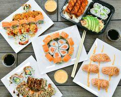 Sushi Bleu @ Rockland Kosher Supermarket