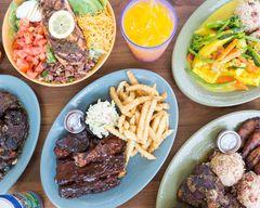 Back A Yard Caribbean American Grill (Downtown San Jose)