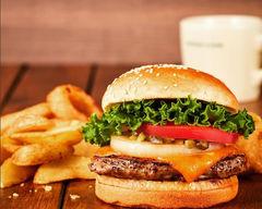フレッシュネスバーガー グラノード広島店 Freshness Burger GRANODE Hiroshima