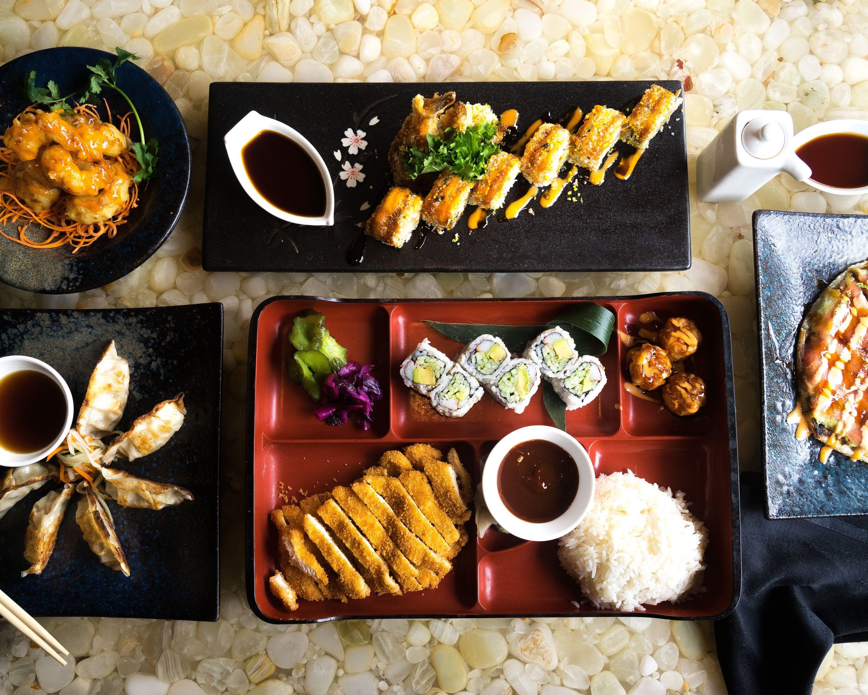 Raku Japanese 50th and France Restaurant