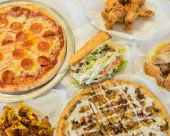 Homestead Capri Pizza