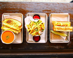 Grater Grilled Cheese - Huntington Beach