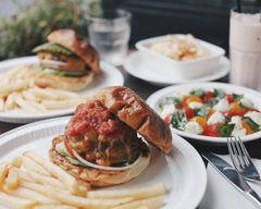 バーガーマニア 白金 Burger Mania Shirokane