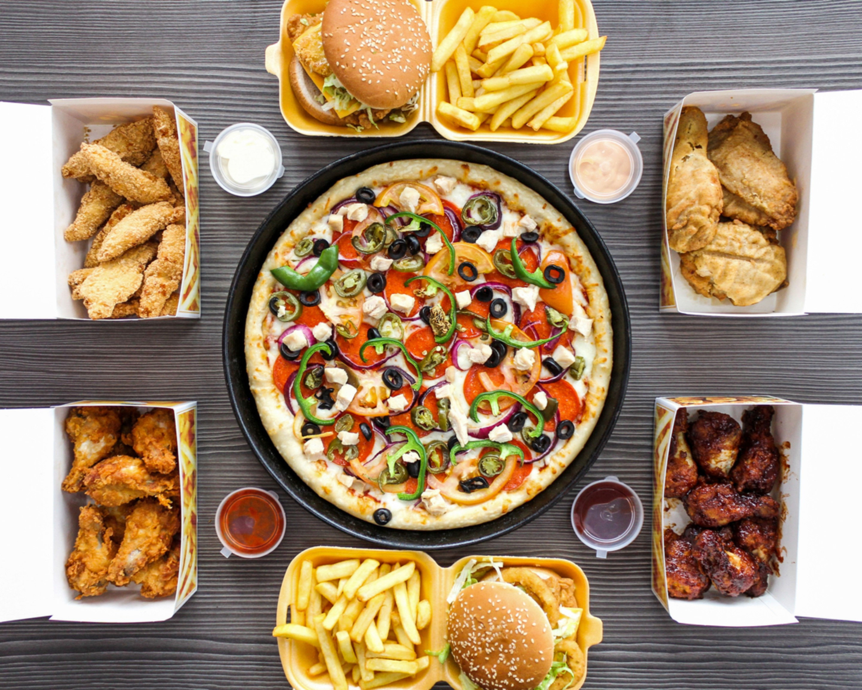Royal Chicken And Pizza Whetstone High Road Delivery