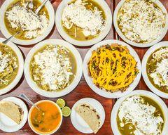 Las Enchiladas Metepec Suc. Toluca