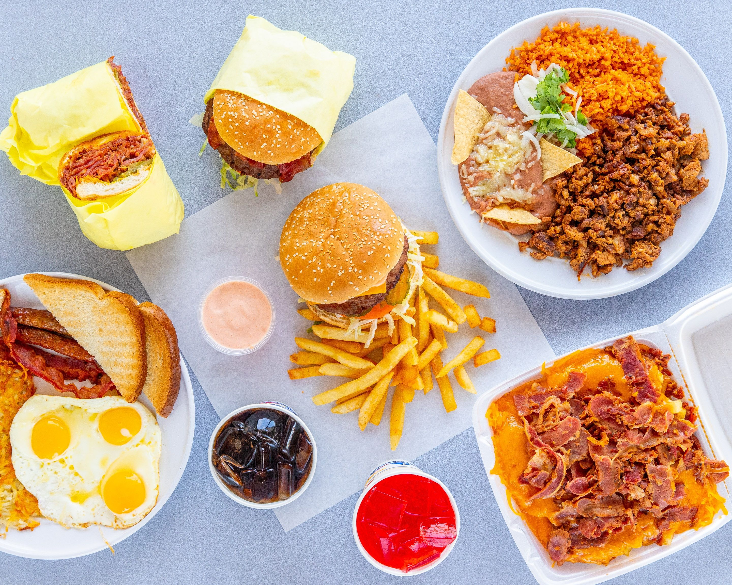 Tams Near Me >> Tam S Burgers 34 Delivery Los Angeles Uber Eats
