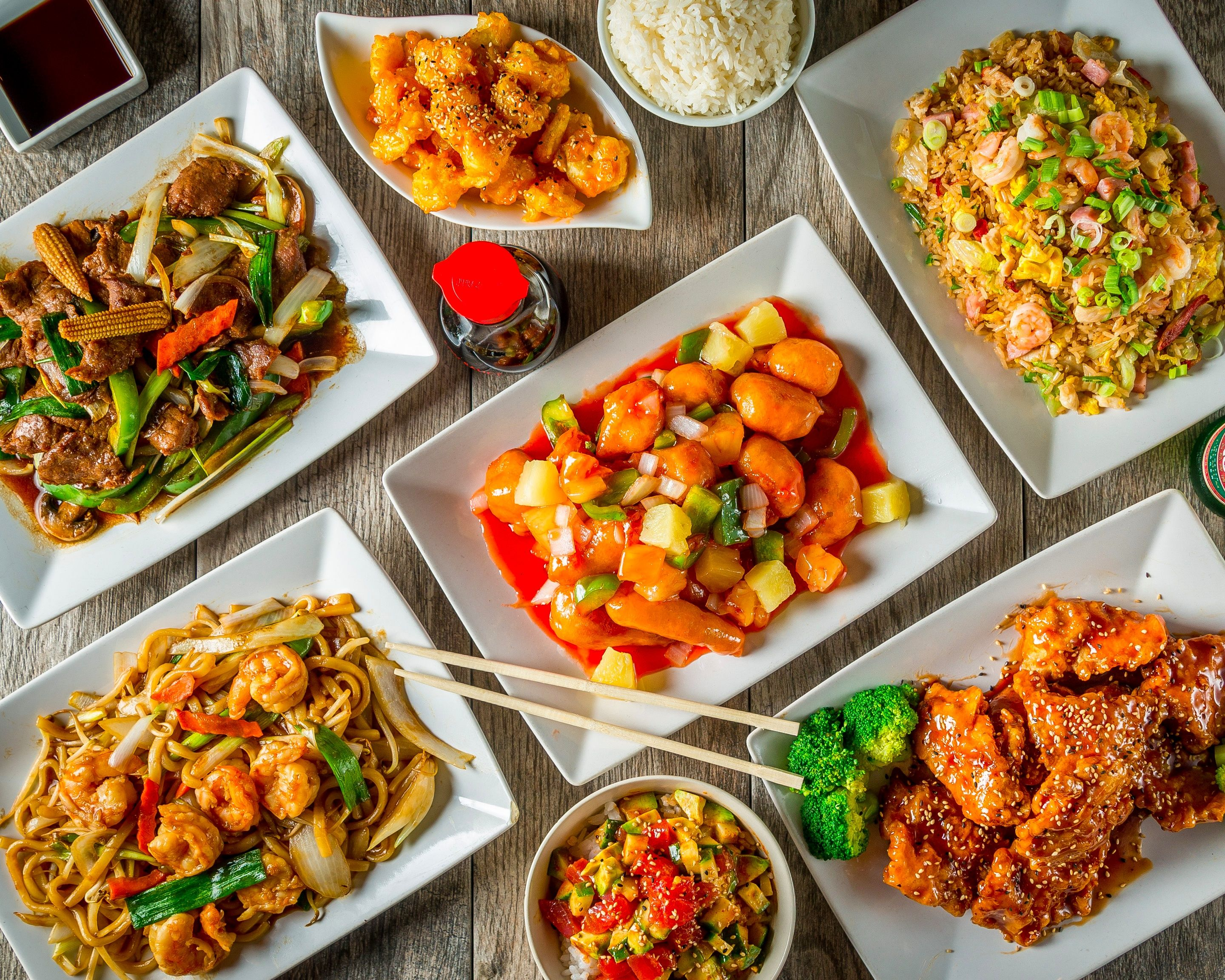 Byba: Chinese Food Near Me That Delivers 19144