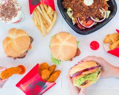 Wendy's Hamburgers (Te Rapa)