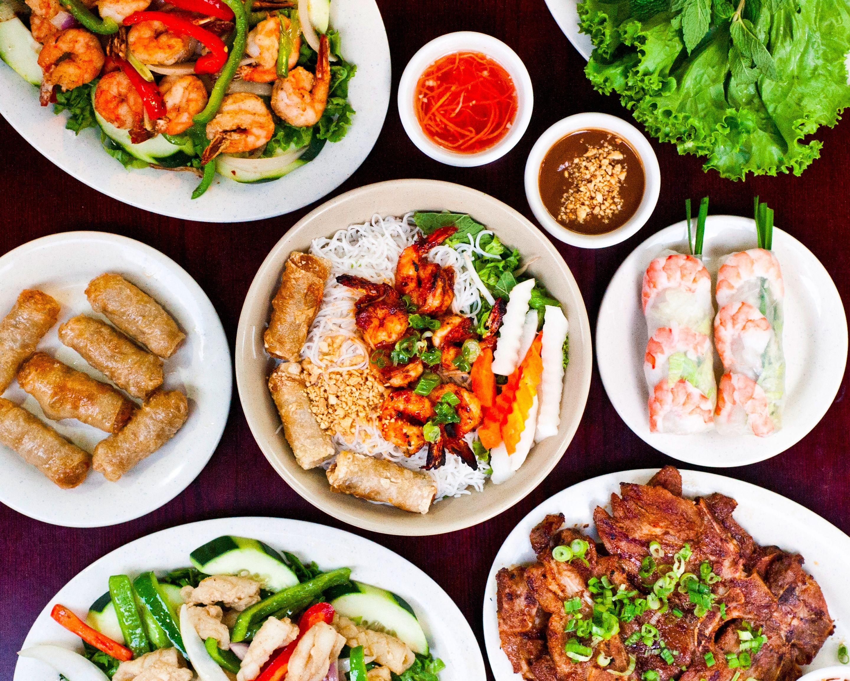 Saigon 5 Delivery | San Diego | Uber Eats