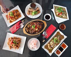 Asian Foodie Restaurant