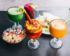 crazy fruit smoothies and juice bar