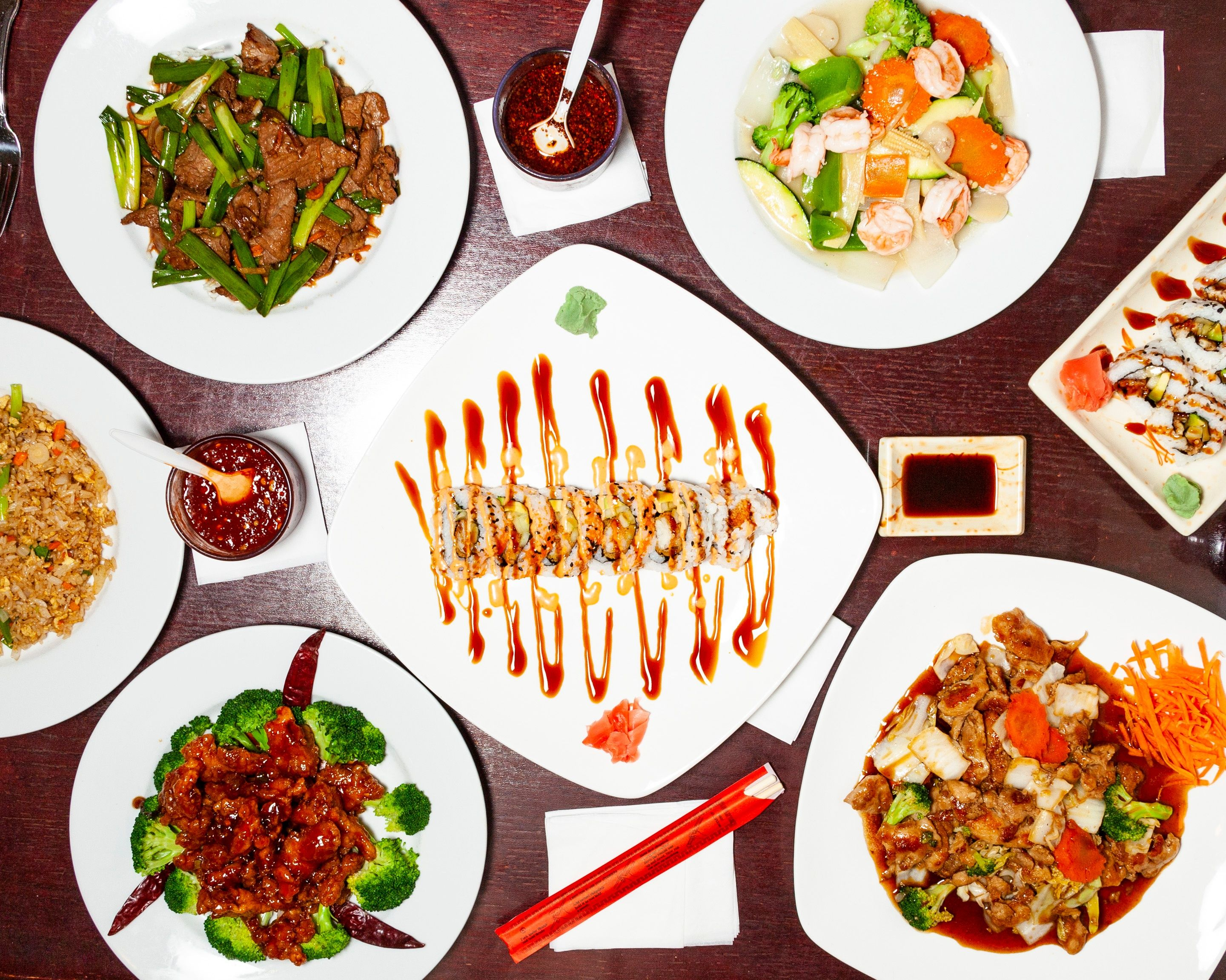 Order Dynasty Asian Cuisine Delivery Online   Springfield, IL ...