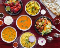 Indian Curry Cuisine