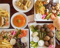 Afrah Mediterranean Restaurant and Pastries