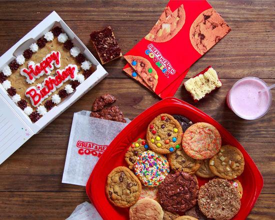 Great American Cookies (2438 Monarch Drive)