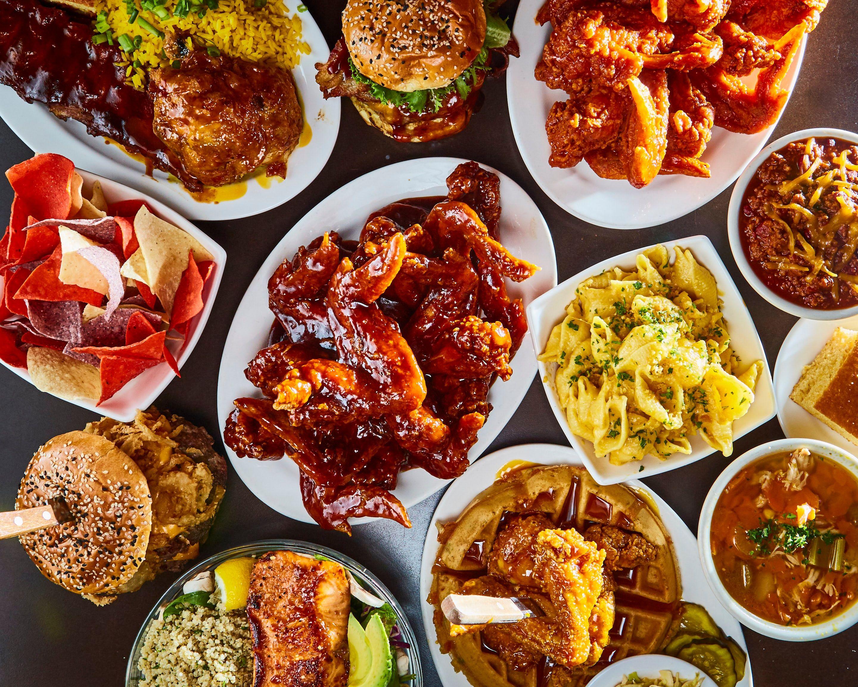 Dallas Bbq Nostrand Ave A Domicilio En Nueva York Menu Y Precios Uber Eats