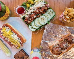 Dave's Cosmic Subs (Berea)