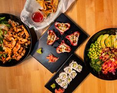 Ginger Wasabi Sushi + Grill