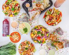 Salads in Box Conquista