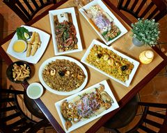 Happy Fish Peruvian Fusion Restaurant