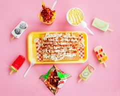 La Michoacana Plus Ice Cream Parlor (San Fernando)