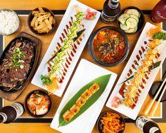 Sushi Cafe & Shilla Korean BBQ