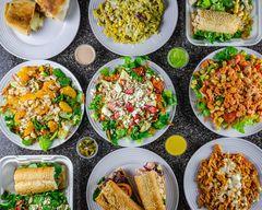 Baguet & Salads Mxli